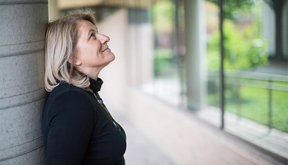 Eleni Miltsakaki, founder of Choosito!