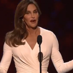 Caitlyn Jenner on the ESPY Awards.