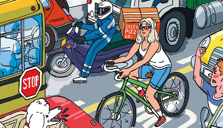Illustration by Tim Parker