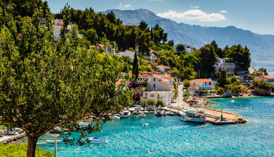 A trip to Croatia, anyone? Shutterstock.