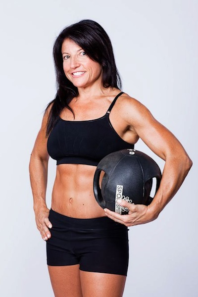 Meet personal trainer Hope Nagy.