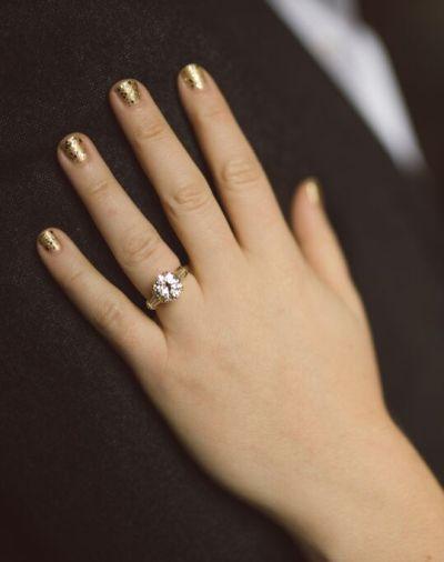 Hope's ring!