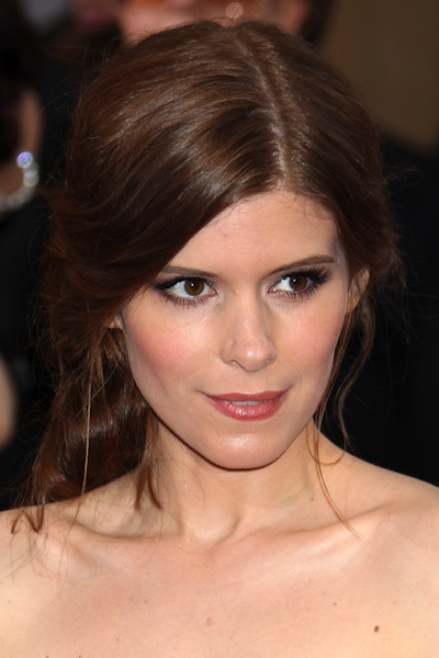 Kate Mara's loose style is one of our faves from the list. Shutterstock.