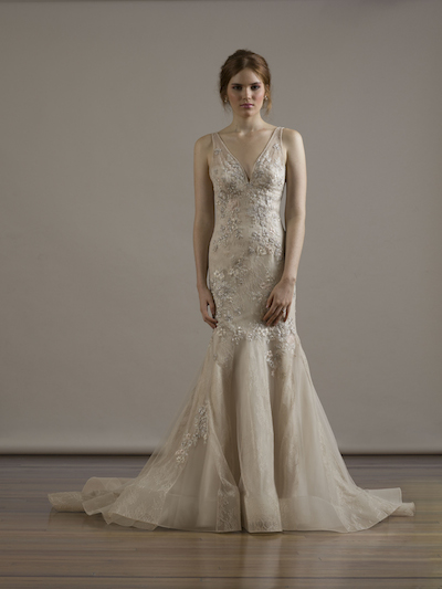 Style 6813 by Liancarlo. Photo courtesy of the designer.