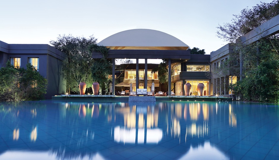 How about a stay at the Saxon Hotel, Villas and Spa in Johannesburg, South Africa Facebook.com/TheSaxonHotel.