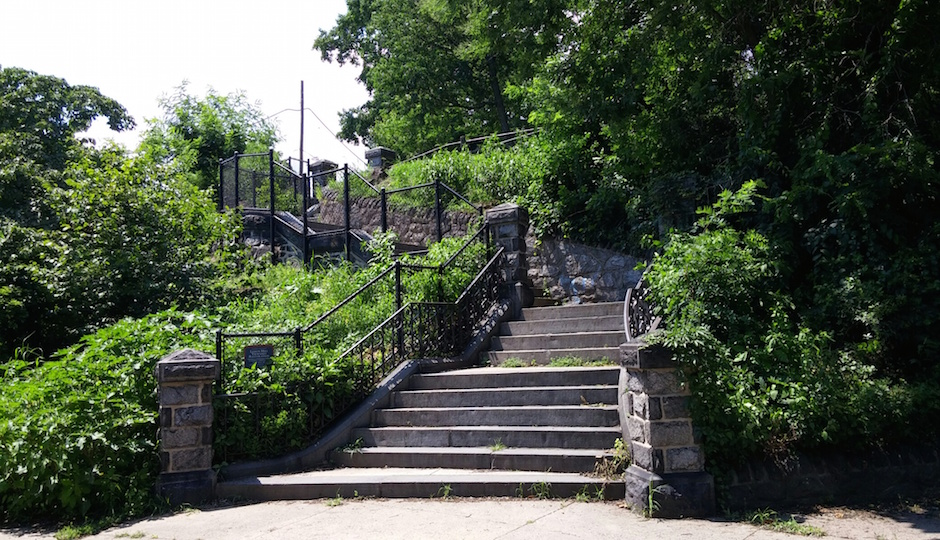 Philly stairs_Lemon Hill