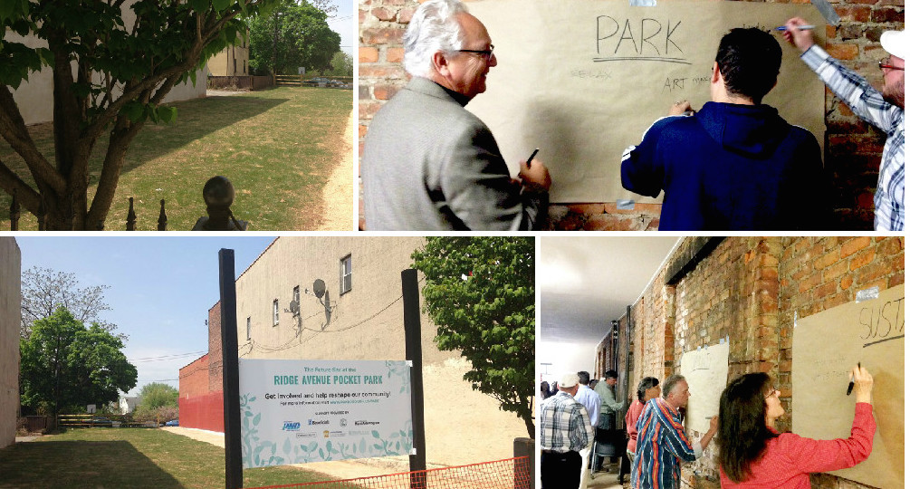 Images courtesy of the Roxborough Development Corporation