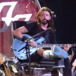 Dave Grohl at Susquehanna Bank Center