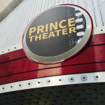 Prince Theater marquee