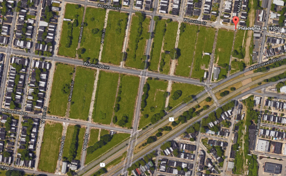 The Logan Triangle | Google Maps