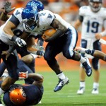 NCAA Football: Villanova at Syracuse