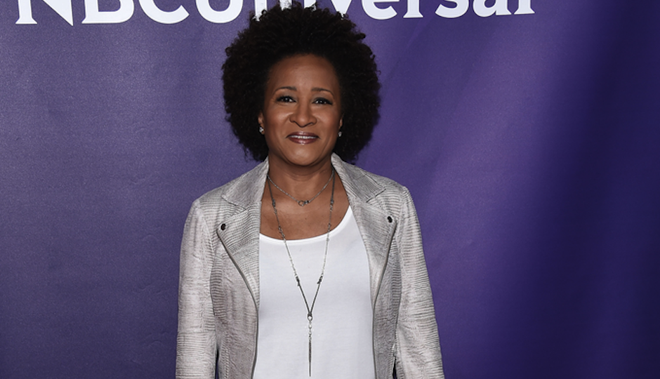 Wanda Sykes at the 50th anniversary of the LGBT civil rights movement in Philly.