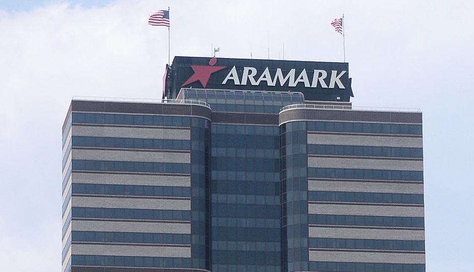 Aramark's corporate headquarters in Philadelphia. (Wikimedia Commons)