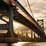 Ben Franklin Bridge | Shutterstock