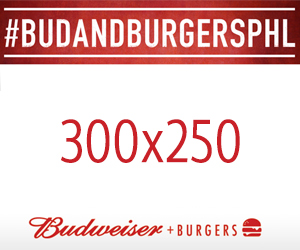 #BudandBurgersPHL program