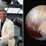 Derrick Pitts | Franklin Institute. Pluto | NASA