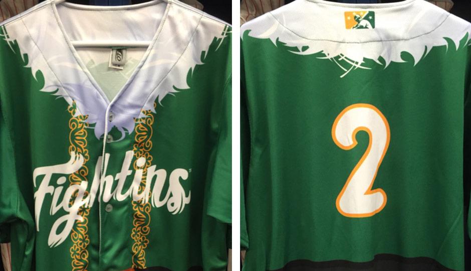 Fightins - Elf jersey