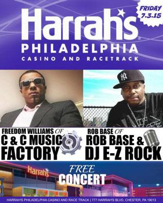 Harrah's Concert