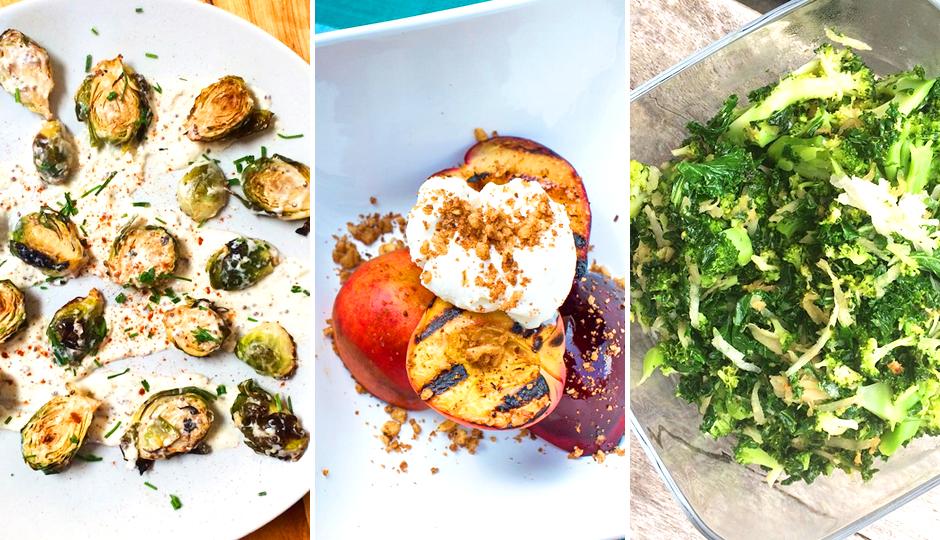 healthy eating grams