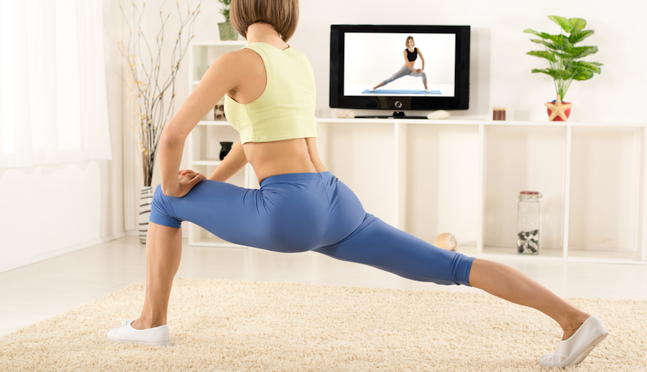 Because This Weather Sucks: Insanely Fun Living Room Workouts to ...