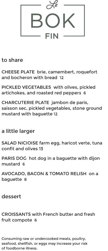 le-bok-fin-opening-menu