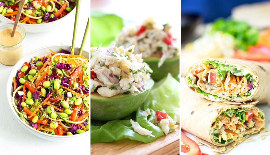 20 No Cook Lunches Under 400 Calories Be Well Philly