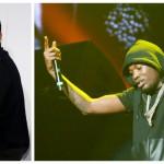 Drake (Tinseltown / Shutterstock.com) and Meek Mill (Randy Miramontez / Shutterstock.com)