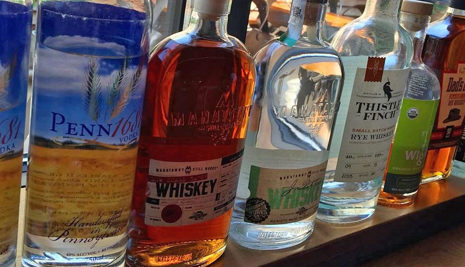 Guide to local Distilleries