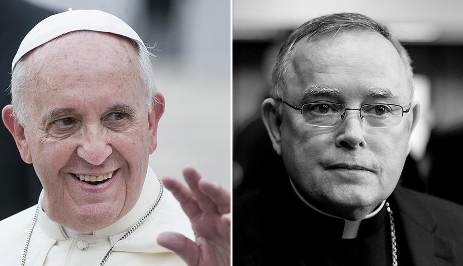 Pope Francis, giulio napolitano / Shutterstock.com | Archbishop Chaput | Jeff Fusco
