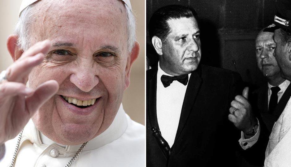 Pope Francis   giulio napolitano / Shutterstock.com. Frank Rizzo   AP