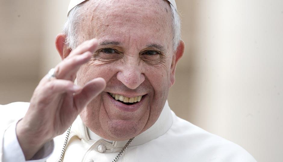 Pope Francis | giulio napolitano / Shutterstock.com.