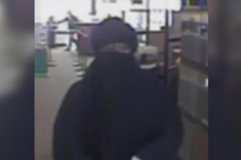 The suspect in Northeast Philadelphia bank robberies.