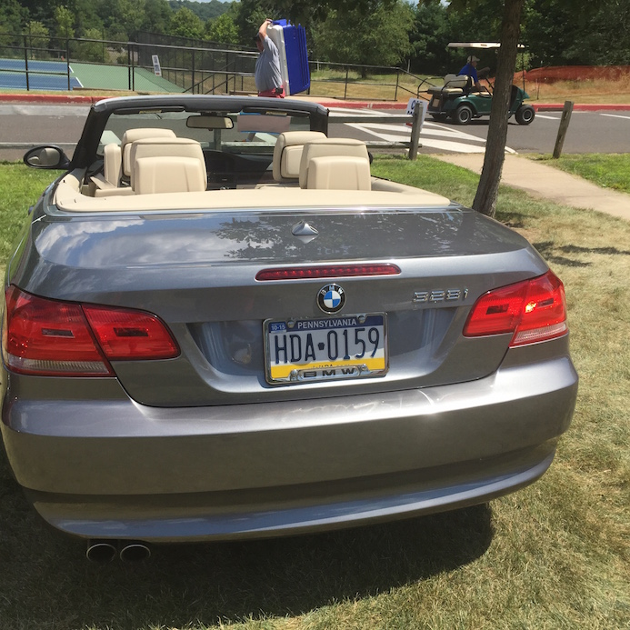 Bmw 328i Hardtop Convertible: PHOTOS: New Hope Auto Show Leaves The Top Down