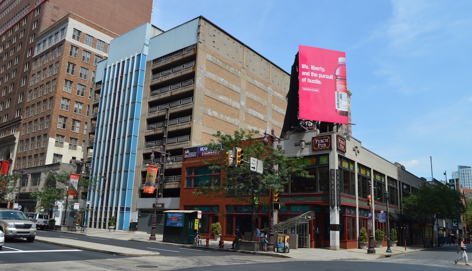 Broad Street Garage To Be Replaced By Upscale Hotel From Choice