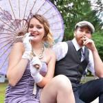 Emma Walton and Cory McLaughlin