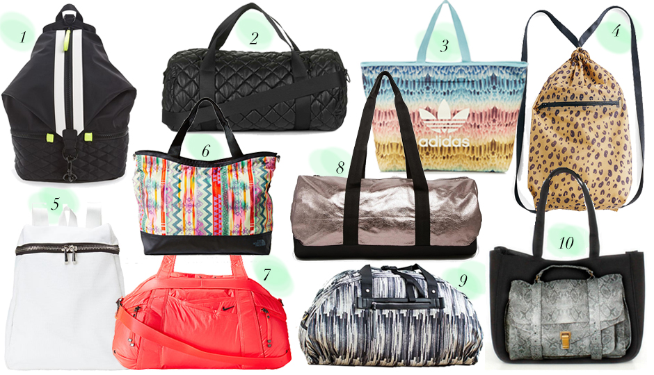 8dcd34ce8575 10 Most Stylish Gym Bags That ll Motivate You to Actually