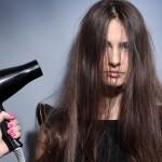 Hair-blow-dry