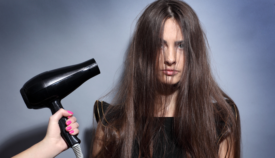 Image result for do not blow dry