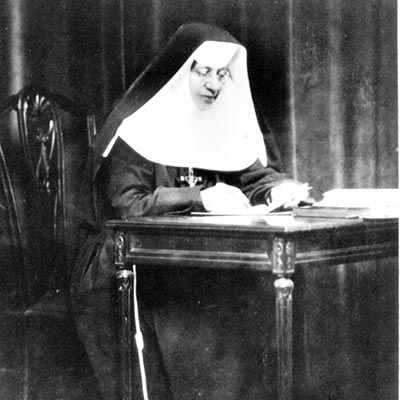 """""""Katharine Drexel"""" by Unknown. Licensed under Public Domain via Wikimedia Commons."""