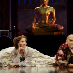 "A scene from 'The King and I"" at Lincoln Center."