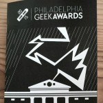 (Photo from Philadelphia Geek Awards.)