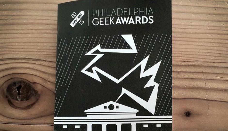 (Photo from Philadelphia Geek Awards.)