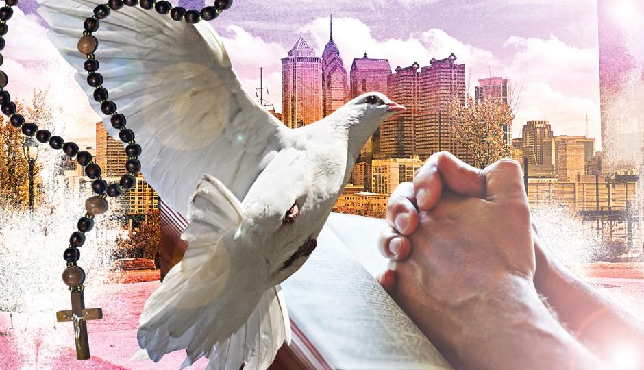 Photo illustration by Alyse Moyer. Photos via Shutterstock and Jeff Fusco for Visit Philadelphia