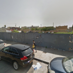 The lot, as seen from 9th Street | Via Google Street View