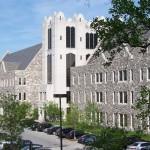 """Mandeville Hall, Saint Joseph's University (03-05-2007)"". Licensed under CC BY-SA 3.0 via Wikipedia - https://en.wikipedia.org/wiki/File:Mandeville_Hall,_Saint_Joseph%27s_University_(03-05-2007).jpg#/media/File:Mandeville_Hall,_Saint_Joseph%27s_University_(03-05-2007).jpg"