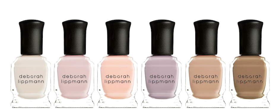 We think Deborah Lippman's new Undressed holiday collection is perfectly bridal. Photo courtesy Deborah Lippman.