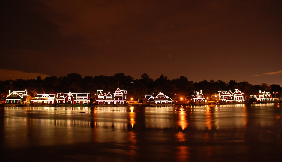 11 Things You Might Not Know About Boathouse Row