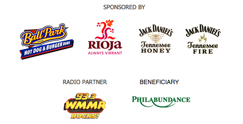 sponsor and beneficiary logos