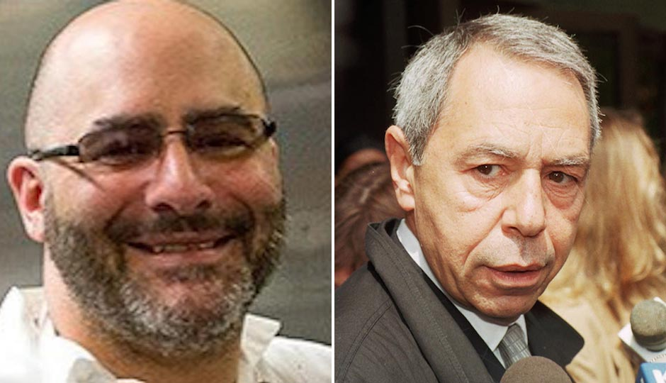 Left: Alex Capasso via an archived version of the Crow & the Pitcher website. Right: Defense attorney Joseph Santaguida in 1999, AP | Chris Gardner.