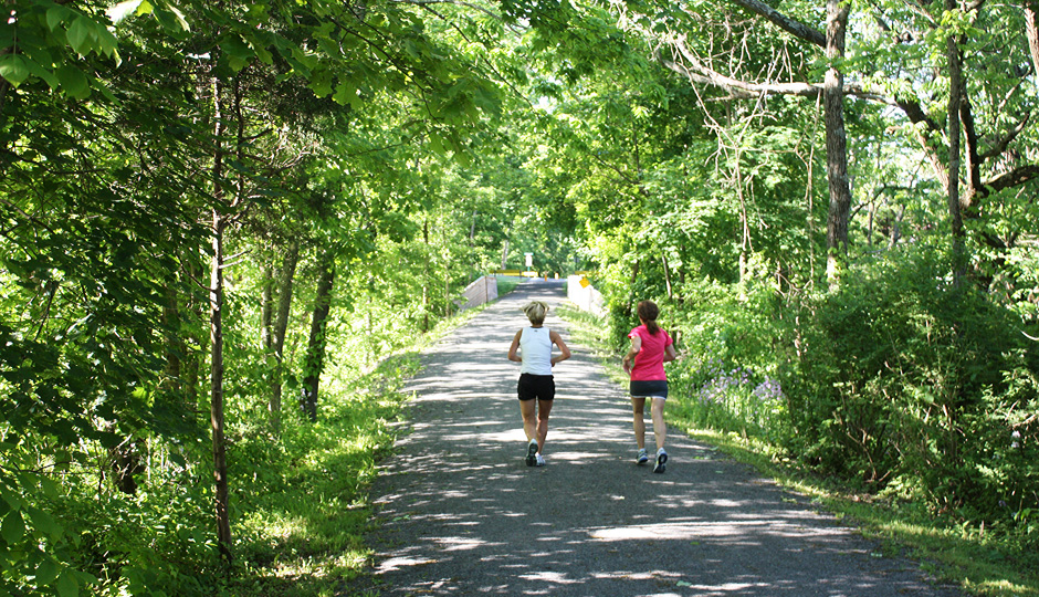 Perkiomen Trail | Photo via Flickr